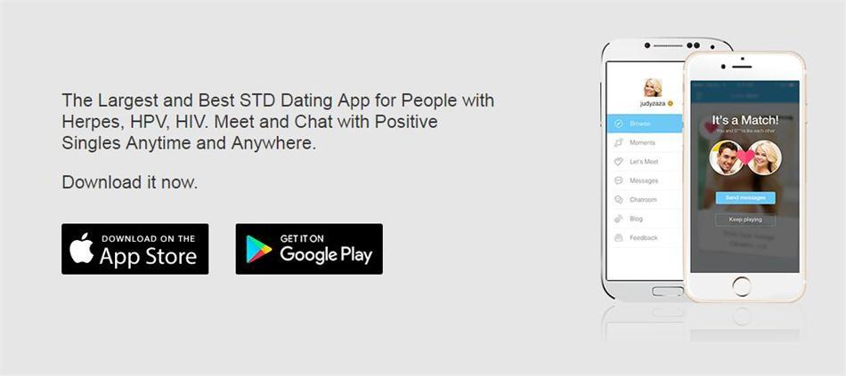HIV dating site sa